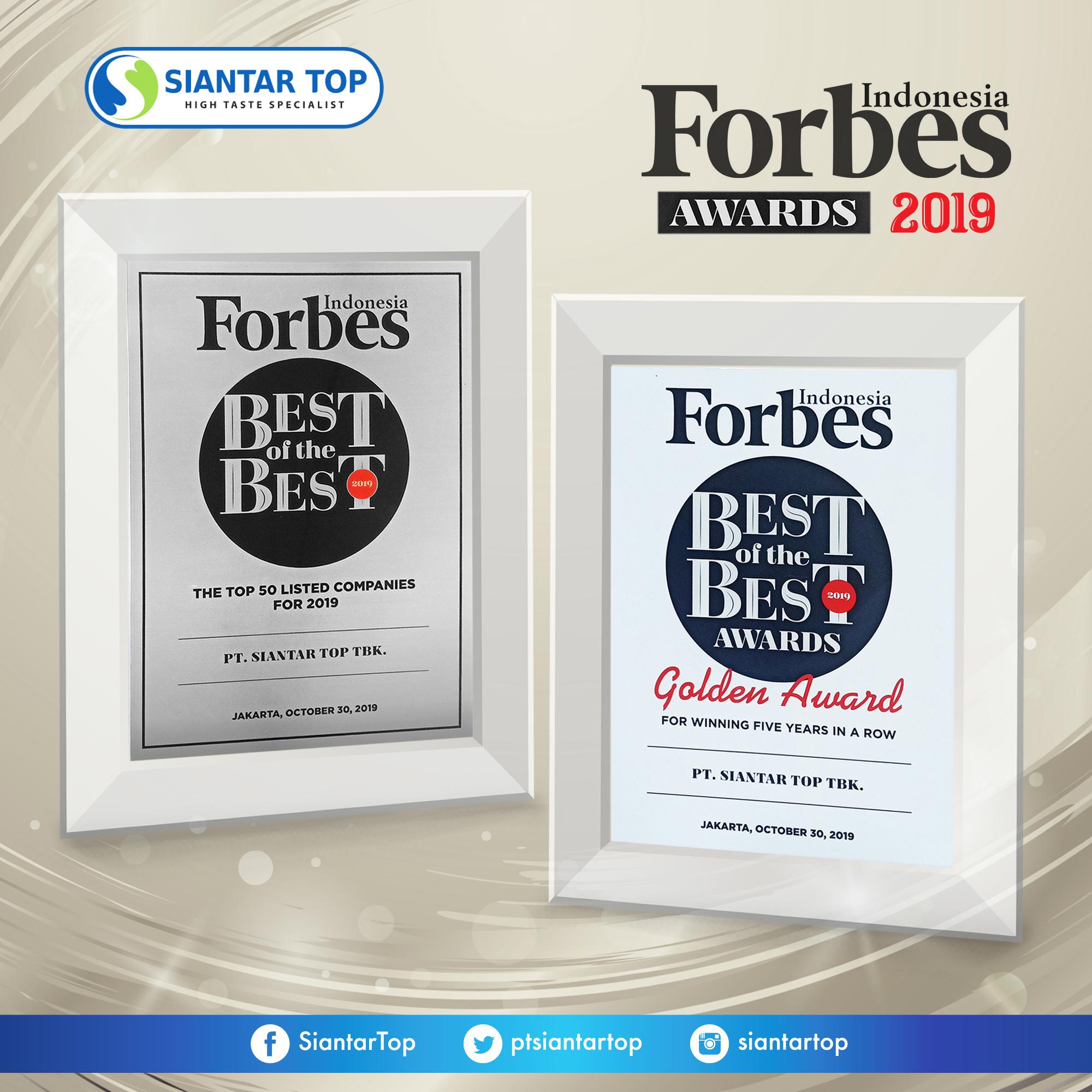 Forbes STT 2019